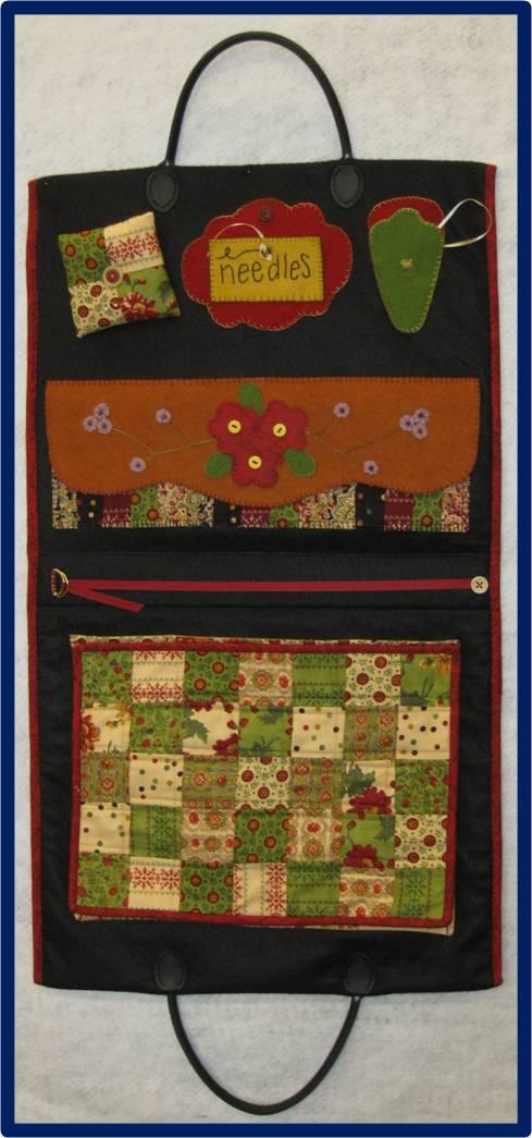 2011 Accessories & Home Decorations: Sewing/Tote Bag by Fay Rawls