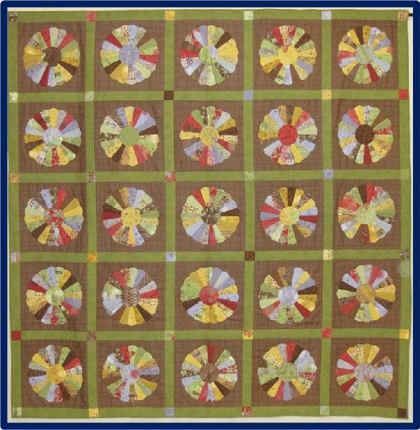 2001 Best Traditional Patterning: County Fair by Denise Stanchek