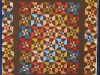 2011 Quilting Service: PJ\'s Roses by the Light of the Lunar Eclipse by Deb Henderson