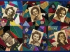 2011 Group Quilt: We Remember Momma: Deb Henderson, Jodie Seila, Mary Colley, Francyne Willby, Terri Jarrett, Pat Dwinell
