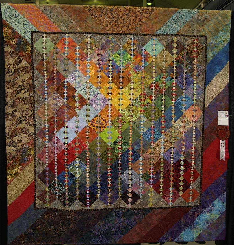 2013 Best of Show: 12 via Textilis by Terri Jarrett