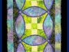 2013 Accessories & Home Decor: Knotwork 9 Patch Tablerunner by Amanda Whitsel