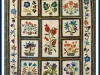 2013 Group Quilt: Flower Pots, Flower Pots, So Many Flower Pots: Frances Arnold
