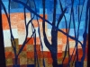 2013 Judges Choice: Sunset, McNutt's Creek, Winter by Marybeth Tawfik