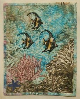 "Francyne Willby - ""Great Barrier Reef"""