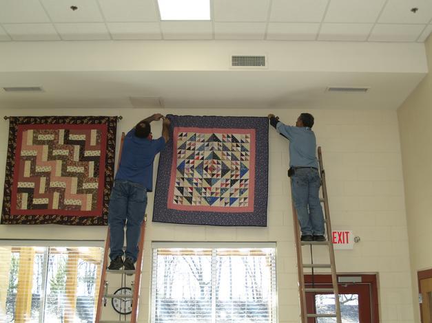 Quilt Installation