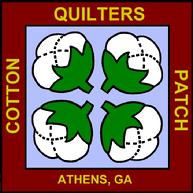 Cotton Patch Quilters Log