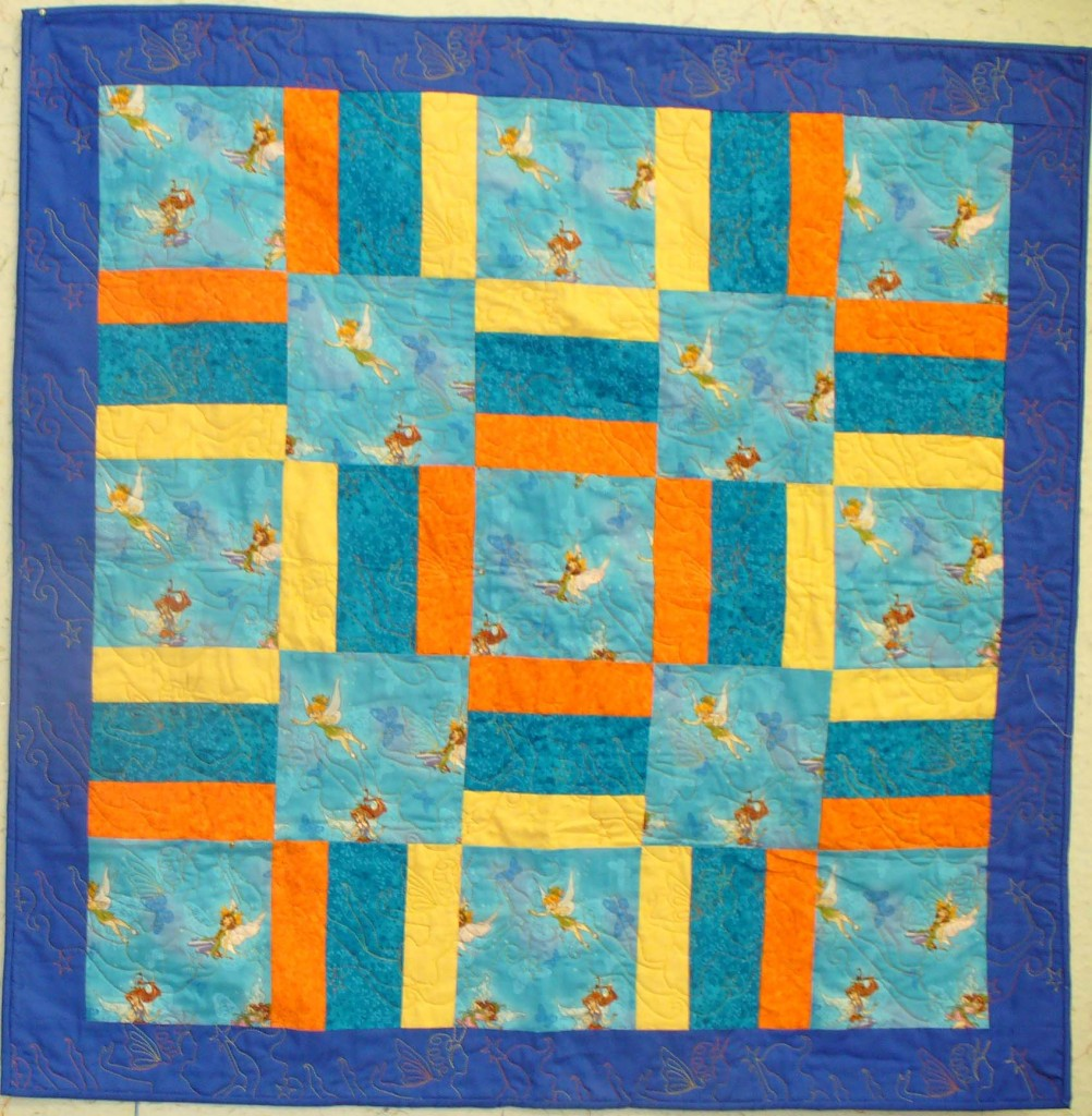 Small Quilt; Charity Bee, July 24, 2013