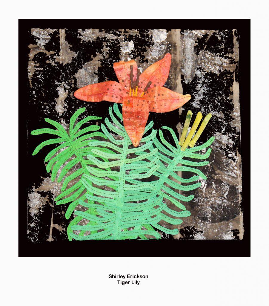 Erickson Tiger Lily