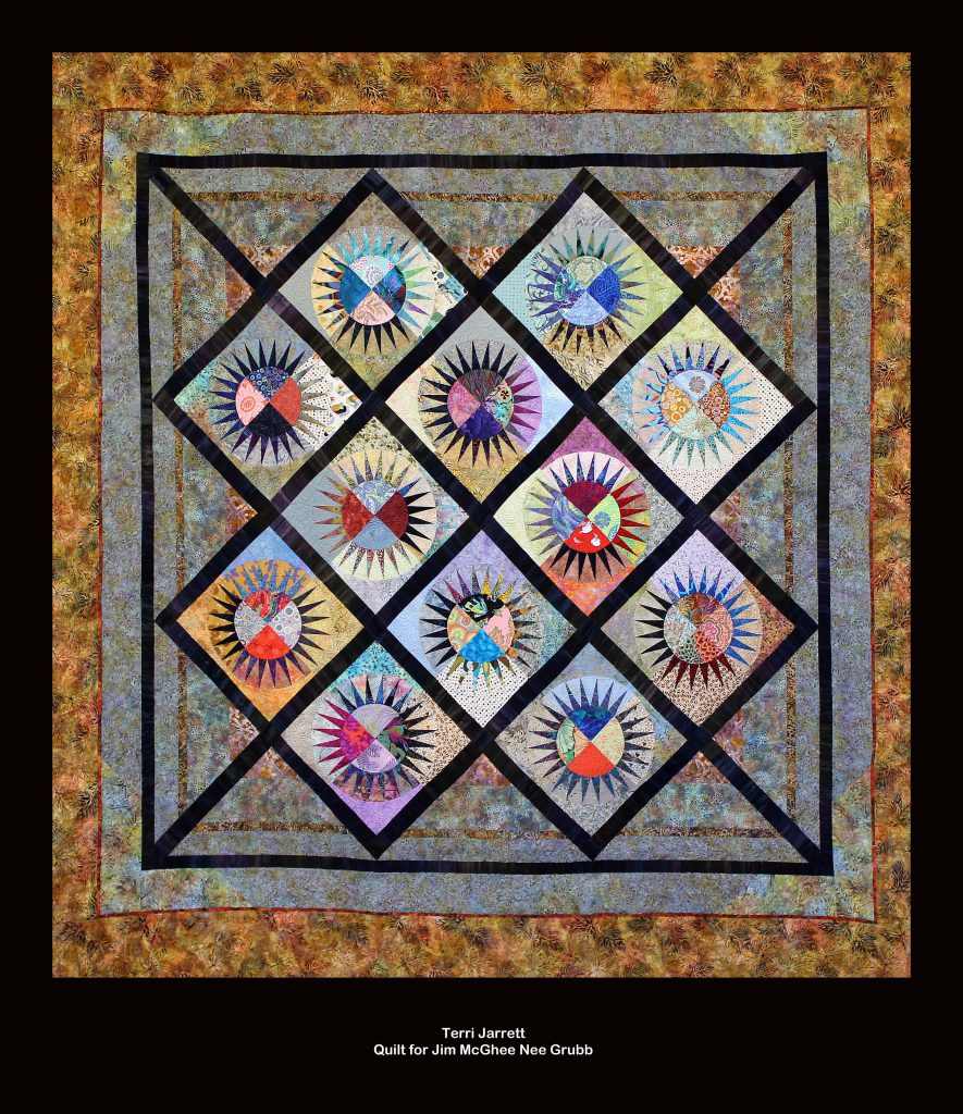 Jarrett Quilt for Jim McGhee