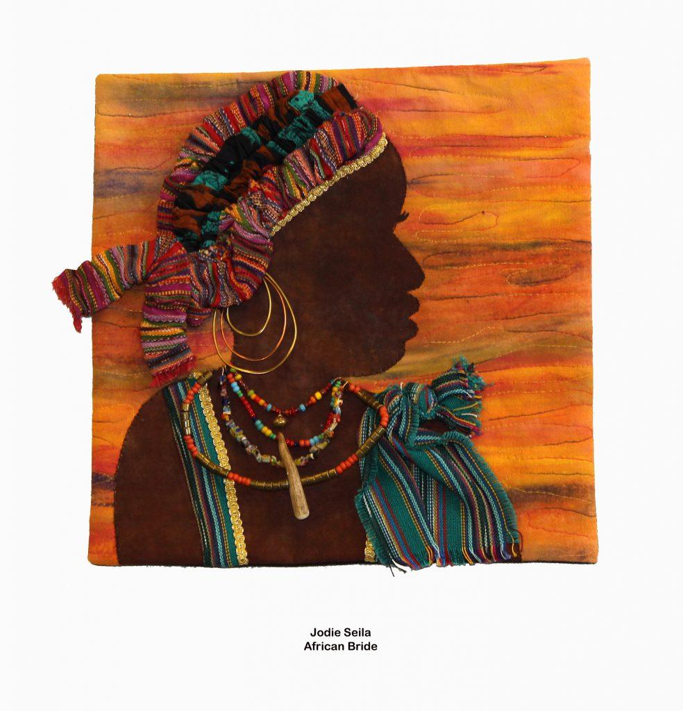 Seila African Bride